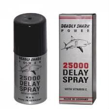 Imported Deadly Shark Power 25000 (delay Spray For Men)