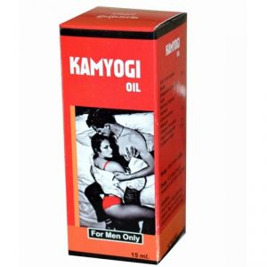 Kamyogi Oil (male Organ Massage Oil) 15ml. X 3