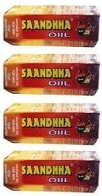 Sanda Oil Pack Of 4