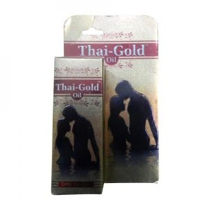 Thai-gold Male Organ Massage Oil Pack Of 3