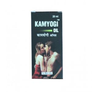 Kamyogi Oil (massage Oil, For Harder & Longer Erection) X 2