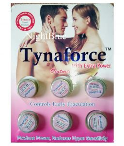 Tynaforce Ointment With Extra Power Night Cream 6 No.s