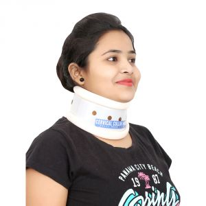 Cervical Collar Hard-adjustable (large)