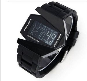Ismart Men & Boys Digital Analog Wrist Watch