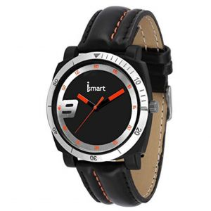 Silicon strap - Ismart Mens & Boys Analog Wrist Watch's (Code - Ismart00015)