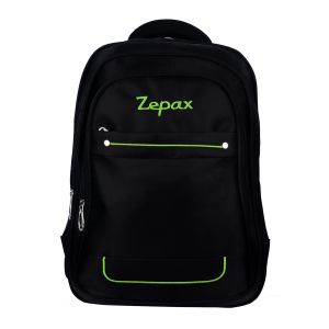 Black And Green Laptop Bag