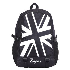 Stunning White And Black Back Pack