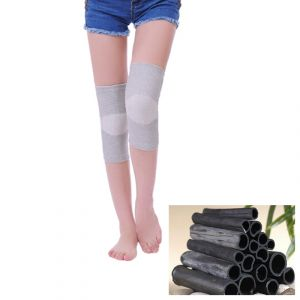 Large Bamboo Knee Cap Pack Of 2 For Blood Sugar Joint Pain Releif