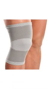 Self Warming Pain Relief Bamboo Knee Cap For Winter Medium