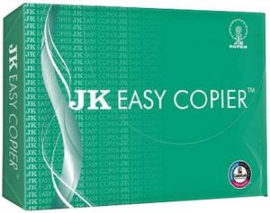 Jk Easy Copier Unruled A4 Printer Paper (set Of 1, White)