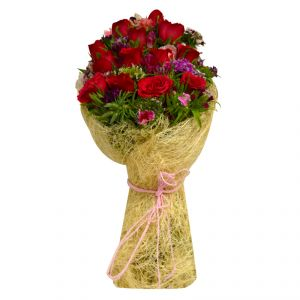 Flaberry Stylish Red Roses