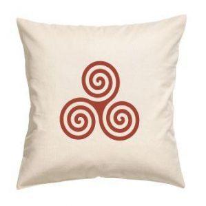 Digital Print Canvas Cushion Cover 16 Inches Set Of 4 By Admire Home (code - Sofa Ahcc018)