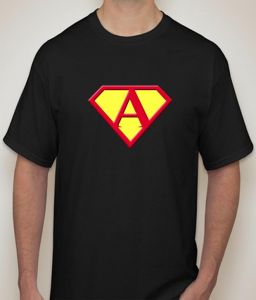 Superman - A Black T-shirt For Men - ( Code -p0078500553 )