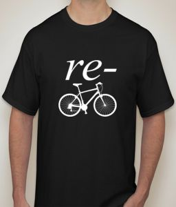 Recycle Black T-shirt For Men - ( Code -p0081400553 )