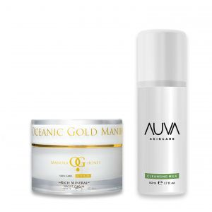 Cosmetics - Oceanic Gold Rich Mineral Night Cream & Freebie Cleansing Milk