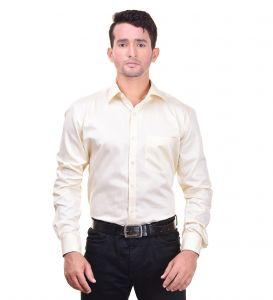 Vedika Creations Mens Formal Shirt (code - Vcmncfs-41)