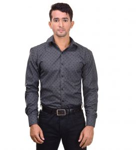 Vedika Creations Mens Formal Shirt (code - Vcmncfs-6)