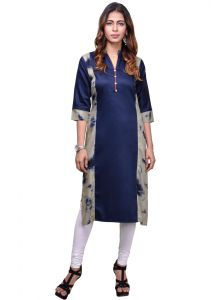 Vedika Creations Indian Designer Top Tunic Kurti Kurta (code- Vcduwcktt -102)