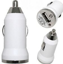Ksj Micro USB Universal Car Charger For Iphone/ipod/mobile/mp3/mp4 Players