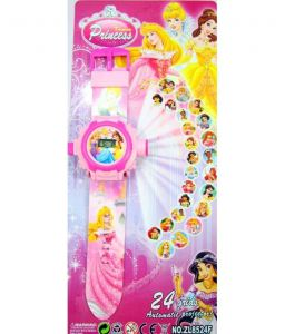 Princess Projector Watch - 24 Images