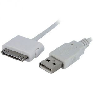Universal USB 6 Pin Data Sync Cord For Apple iPhone 4s 4 iPod Ipad Charger Cable