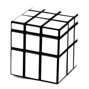 Magic Mirror Cube Silver Rubik