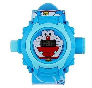 6th Dimensions Digital Blue Dial Kids Watch Cartoon Character ( Code- 6d173)