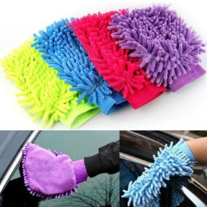 Microfibre Super Mitt Household Cleaning Cloth