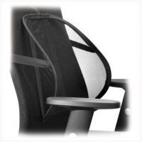 Air Flow Multipurpose Lumbar Seat Back Support