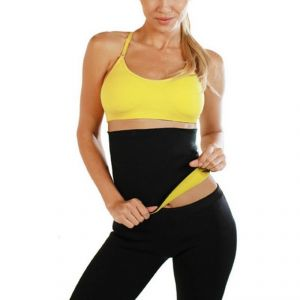 Unisex Hot Body Shaper Belt Slimming Waist Shaper Belt Thermo Tummy Trimmer Hotbeltshap-l