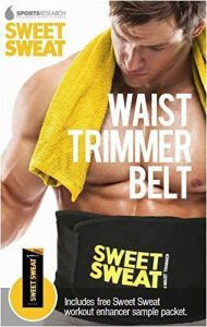 Hot Shaper Slimming Sweat Belt Fat Burner Neoprene Belt