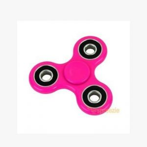 Anti Press Fidget Spinner Pink