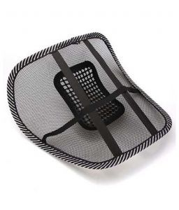 Comfortable Mesh Ventilate Car Seat Office Chair Massage Back Lumbar Support
