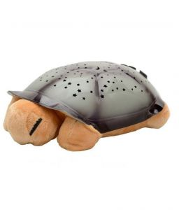 Musical Turtle Night Light Star Sky Projector Lamp Baby Kids Bedroom Toy