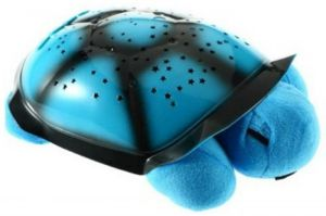 Blue Turtle Sky Star Projector Night Floor Lamp 25cm - Tnscb
