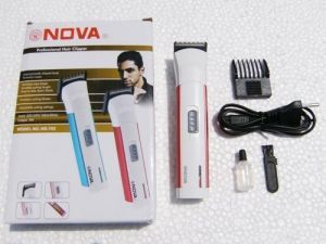Nova Hair Curlers, Clippers, Stylers - Nova Nhc-301 Zero Machine Hair Trimmer Rechargeable