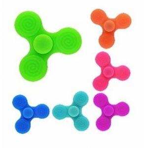 Set Of 2 Stress Buster Spinner / Hand Fidget Finger Spinner Toy