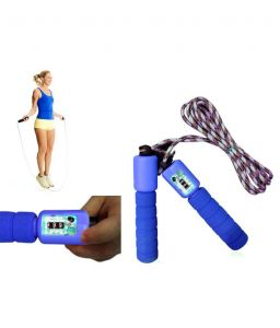 Sports Hour Skipping Rope With Counter