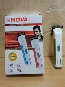 Nova Nhc401 Gent Hair Trimmer Clipper Rechargeable