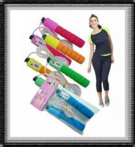 Buy 1 Get 1 Free Skipping Jump Rope With Counter Number Fitness