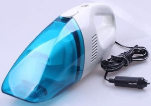 High Power Portable 12 Volt Wet/dry Car Vacuum Cleaner