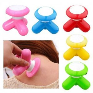 2 In 1 Mini Mimo Body Massager With USB Cable