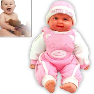 18 Inch Laughing Doll Child Girl Baby Kid Gift Soft Toy Toys Girl - 21