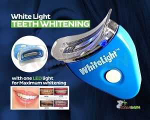 Super White Light Tooth Whitening System
