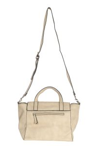 Snob Bee Beige Handbag For Women (code - 11181d409igh-beige)