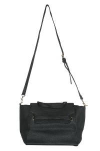 Snob Bee Black Handbag For Women (code - 11181d409igh-black)