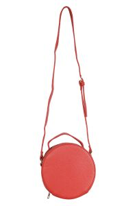 Snob Bee Red Sling Bag For Women (code - 19681d405igh-red)