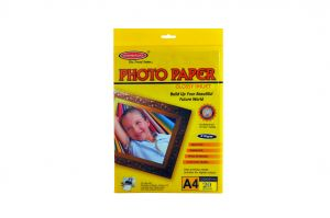 Bambalio Glossy Photo Paper Bpg 210-20 / 210 GSM / 40sheets.