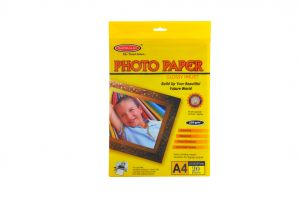 Bambalio Glossy Paper Photo Paper Bpg 260-20 / 260 GSM / 40 Sheets..