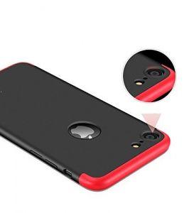 Ajeraa Premium Quality 360 IPaky For I-Phone6 ( Code -  Ajeraa-360-IPaky-IPhone6-Red_001 )
